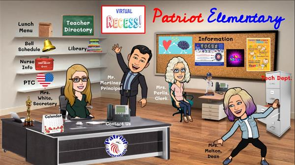 Patriot Virtual Office