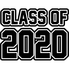 Graduation Info: May 29, 2020 @9am, Frontier High School Football Stadium (No Tickets Required)