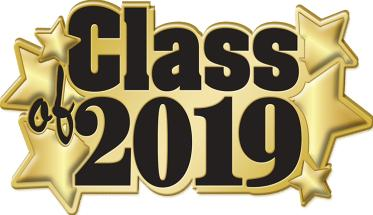Graduation Info: May 31, 2019 @9am in the Frontier High School Football Stadium (No Tickets Required)