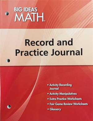 Record & Practice Journal